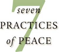 """Seven Practices of Peace"" Logos Digital Download"