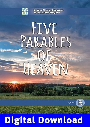 """Five Parables of Heaven"" Level B Digital Download"