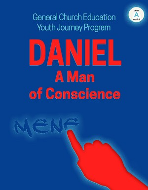 """Daniel: A Man of Conscience Level A"" Book"