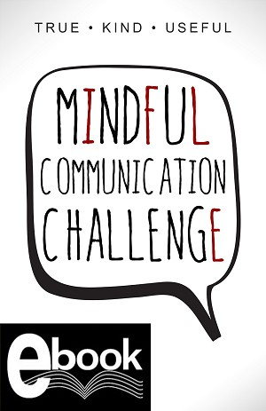 """Mindful Communication Challenge"" eBook"