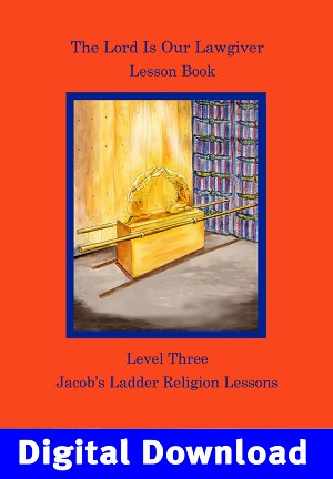 The Lord Is Our Lawgiver Lesson Book Digital Download