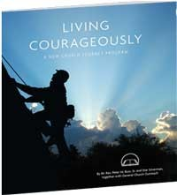 """Living Courageously"" Workbook"