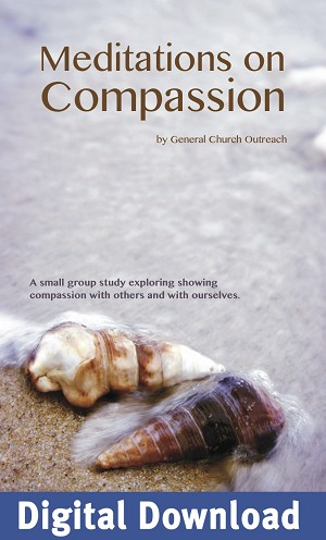 """Meditations on Compassion"" PDF Download of Workbook"