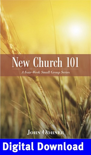 """New Church 101"" PDF Download of Workbook"