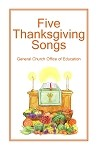 Five Thanksgiving Songs Digital Download