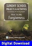 Sunday School Activities for Practicing Forgiveness Digital Download